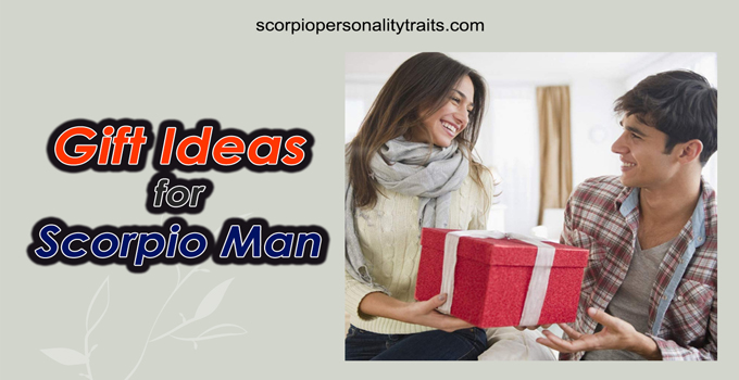Gift Ideas For Scorpio Man Scorpio Personality Traits
